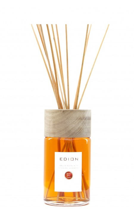 Shop EDION  Perfume: Edion perfume for environment Vivaldi Harmony cello suite 15. Spicy and green notes to introduce and emphasize a strongly flowered body of jasmine and tuberose. Head: Anise, Lilac, galbanum leaf. Heart: jasmine, tuberose. Background: Sandalwood, Amber, Vanilla, Musk. Capacity: 250 ml. Made in Italy.. CELLO SUITE N.15 VIVALDI-ML250