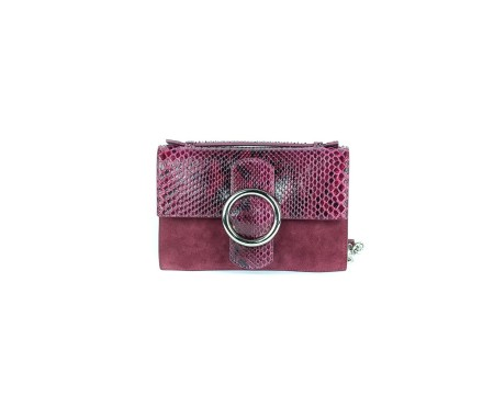 "Shop ORCIANI Sales Bag: Orciani red python micro bag "" diamond "". width: 22 cm height: 15 cm depth: 4 cm. Made in Italy.. B02008-BO"