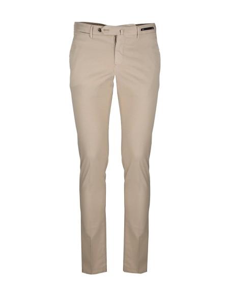 99f68cb9f0ae Shop PT01 Pantalone: PT01 pantalone chino. Chiusura sovrapposta con bottoni  e zip. Tasche ...