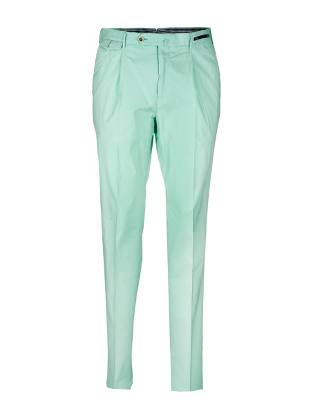 2a9b2c3f8000 Shop PT01 Pantalone: PT01 pantaloni chino. Chiusura sovrapposta con zip e  bottone.